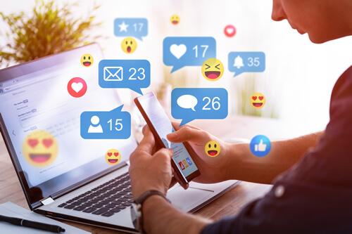 Marketing de Conteúdo e Marketing de Mídia Sociais
