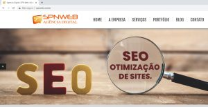 Otimização da URL do seu site